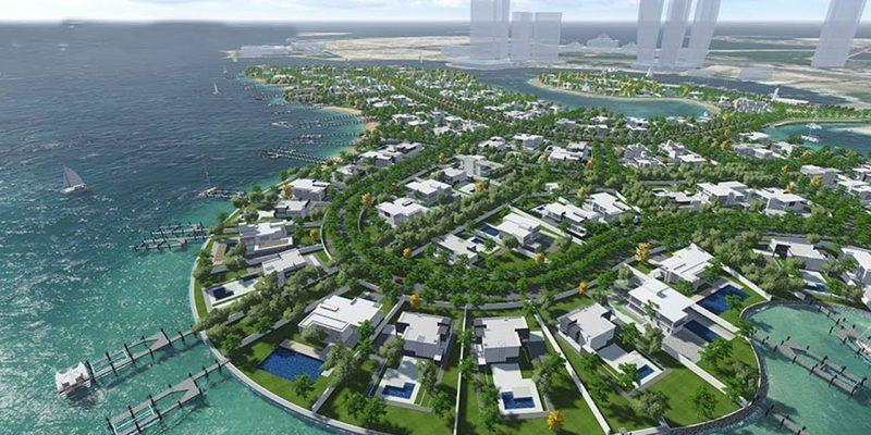 Nareel Island by Aldar Properties, Abu Dhabi.