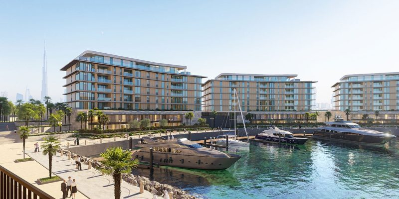 Bvlgari Penthouses By MERAAS, Luxury Penthouses for Sales in Dubai