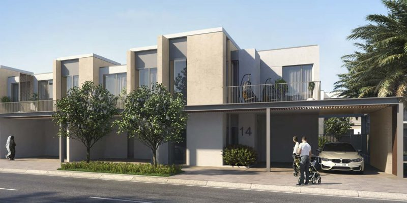 new phase ARABIAN RANCHES III by EMAAR. Premium townhouses for Sale in Dubai 2 1