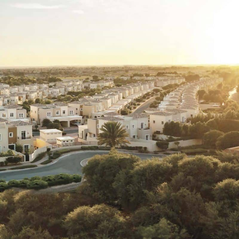 new phase ARABIAN RANCHES III by EMAAR. Premium townhouses for Sale in Dubai 5 2