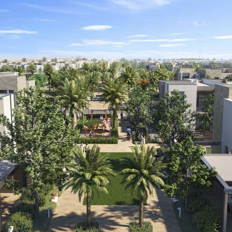 new phase ARABIAN RANCHES III by EMAAR. Premium townhouses for Sale in Dubai 5 3