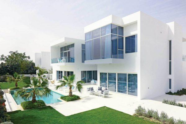 The Nest Villas in Al Barari