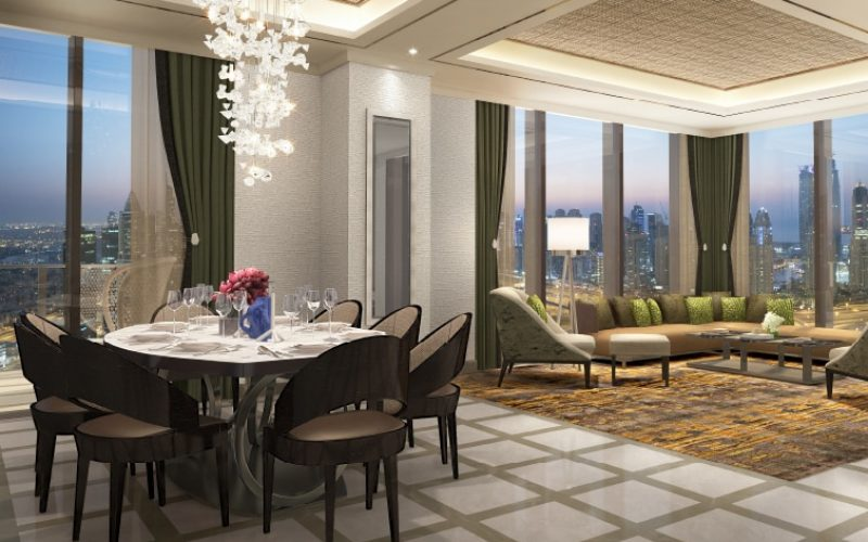 The Residences in Jumeirah Lake Towers